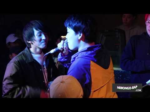 MC龍 vs ゴギガギガギゴ(9for)  | 第4回MRJ (MR日本語ラップ) BEST8