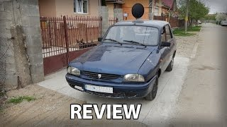 Review Dacia 1410 - Premium Edition