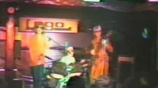 NUALA - Gran Canaria - Live im Logo Hamburg 1981