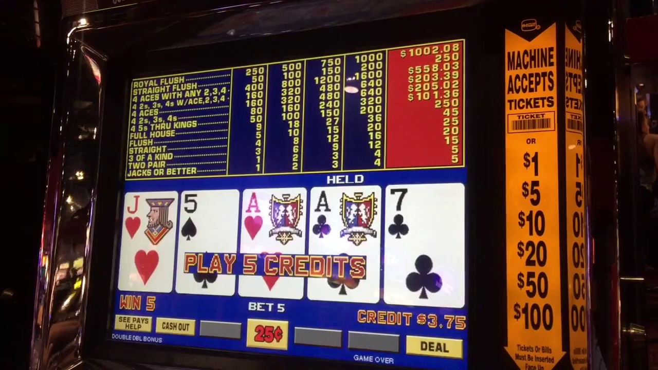 Video poker machines where to play choctaw poker tournament april 2018