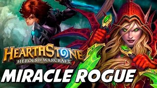 Hearthstone – MILAGRE DA MULTIPLICAÇÃO DAS CARTAS! Miracle Rogue
