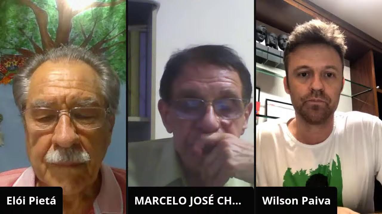 FIQUE LIGADO:ELÓI CONVERSA COM WILSON PAIVA E MIGIEL CHUEIRI SOBRE O 12 DE SETEMBRO CONTRA BOLSONARO
