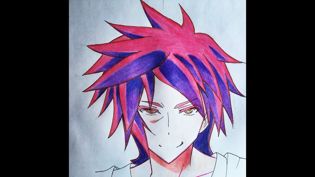 No Game No Life Sora