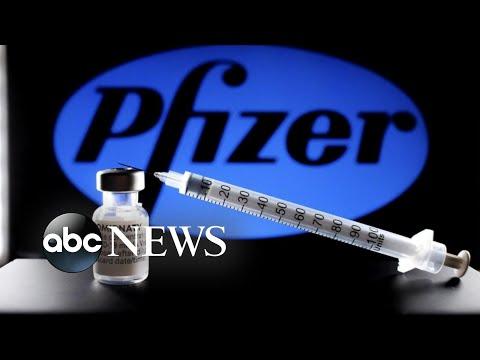 Pfizer/BioNtech seek full FDA approval of vaccine l GMA