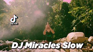 DJ MIRACLES SLOW VIRAL TIK TOK 2021 x MELODY PREMAN PENSIUN FULL BASS ( DJ DESA & FAHMYFAY Remix )