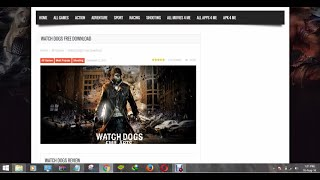 Download Watch Dogs PC for FREE !!! (No Torrent)