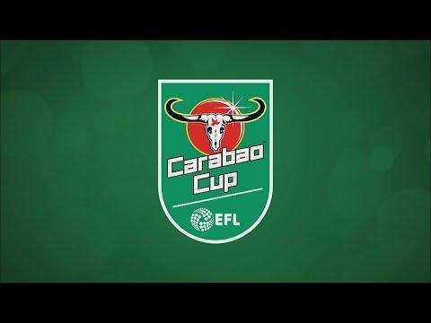 EFL Carabao Cup Intro 17/18