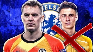 Gambar cover Chelsea To Replace Kepa With Bayern Munich's Manuel Neuer! | Euro Transfer Talk