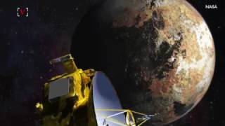 NASA Is Trying To Make Pluto A Planet Again