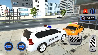 Officer Job Simulator - US Police ATV Quad Bike Hummer: Police Chase Games #1 - Android Gameplay screenshot 4