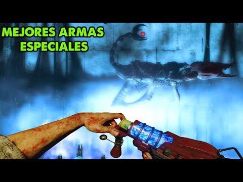 TOP 6 'LAS MEJORES ARMAS ESPECIALES EN BLACK OPS 4 ZOMBIES' | CALL OF DUTY BLACK OPS 4