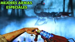 "TOP 6 ""LAS MEJORES ARMAS ESPECIALES EN BLACK OPS 4 ZOMBIES"" 