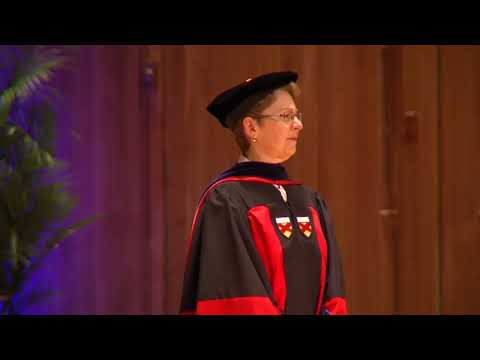 Johns Hopkins University Carey Business School Graduation August 2017