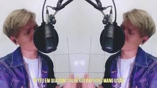 Để Cho Anh Khóc (Cover) - Juki AT ( Vali Tình Yêu Ost|Vy Oanh) cực hay
