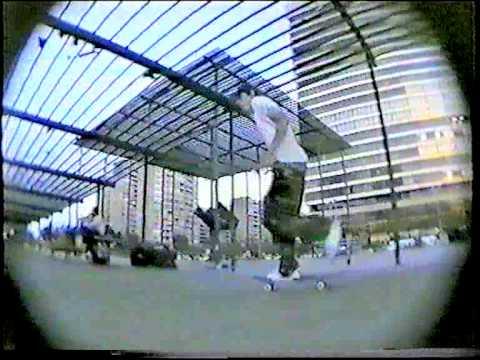 VIDEO EFFORT 1997 BCN SK8