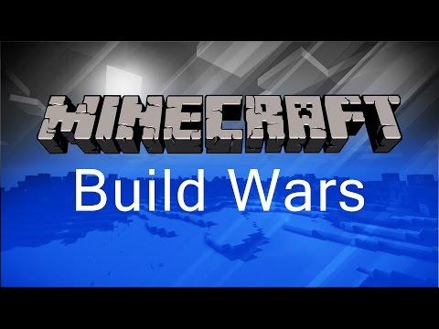 Minecraft Build Wars w/ cohen talks