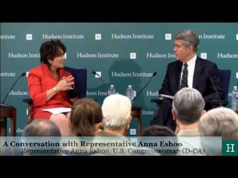 A Conversation with Representative Anna Eshoo