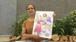 EBD Departamento Infantil - Missionária Nilza e Eucilene 29-11-2020