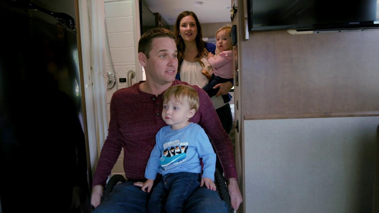 Winnebago Accessibility Enhanced Motorhomes, Coaches, RVs
