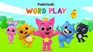 New Word Play Trailer   Pinkfong Songs for Children