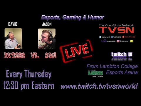 Lambton College Esports Livestream | Jason carry's David in: Fortnite