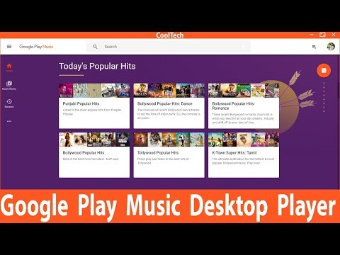 How to Download Google Play Music Desktop Player for Windows 10/8/7
