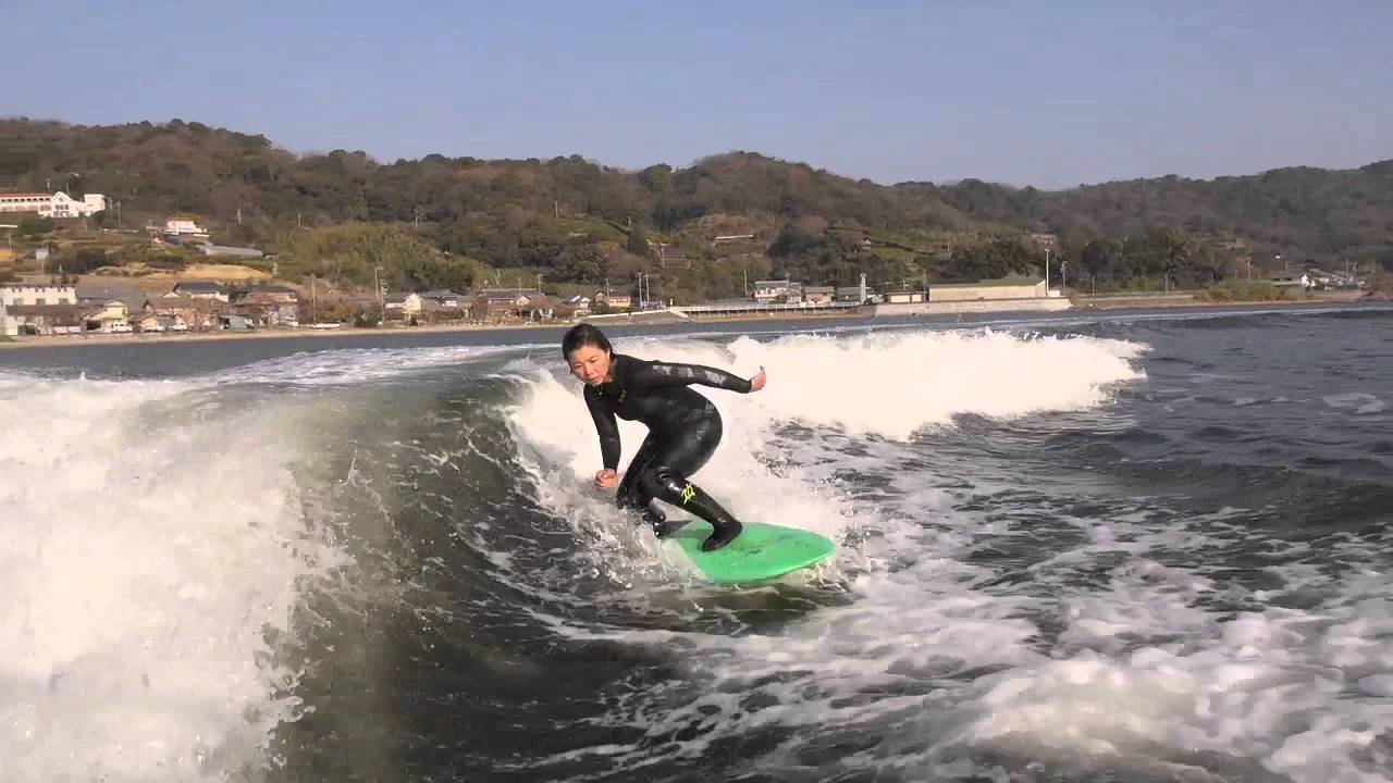 how to start wake surfing