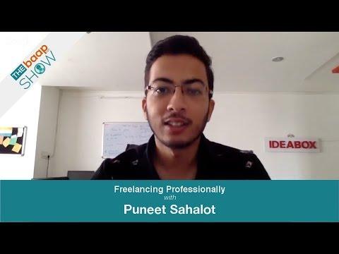 SE01EP07: Freelancing Professionally with Puneet Sahalot