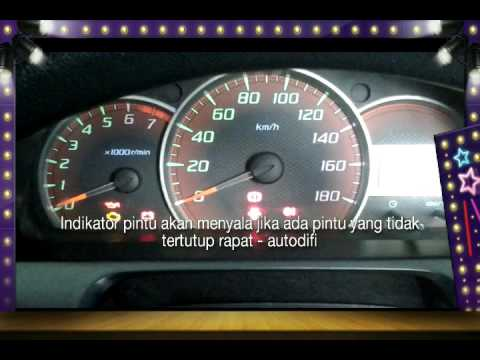 Speedometer Grand New Veloz Harga Avanza Baru Indikator Avanza1 Youtube