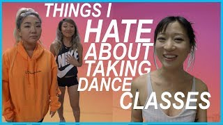 Things I Hate About Taking Dance Classes    vivalastina