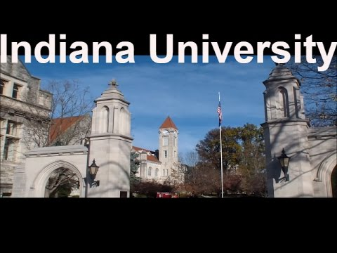 Indiana University, Bloomington, Indiana