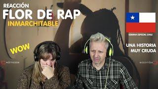 """REACCIÓN / REACTION Inmarchitable"""" Flor de Rap (Spanish)"""