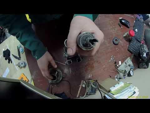 Электрический лодочный мотор