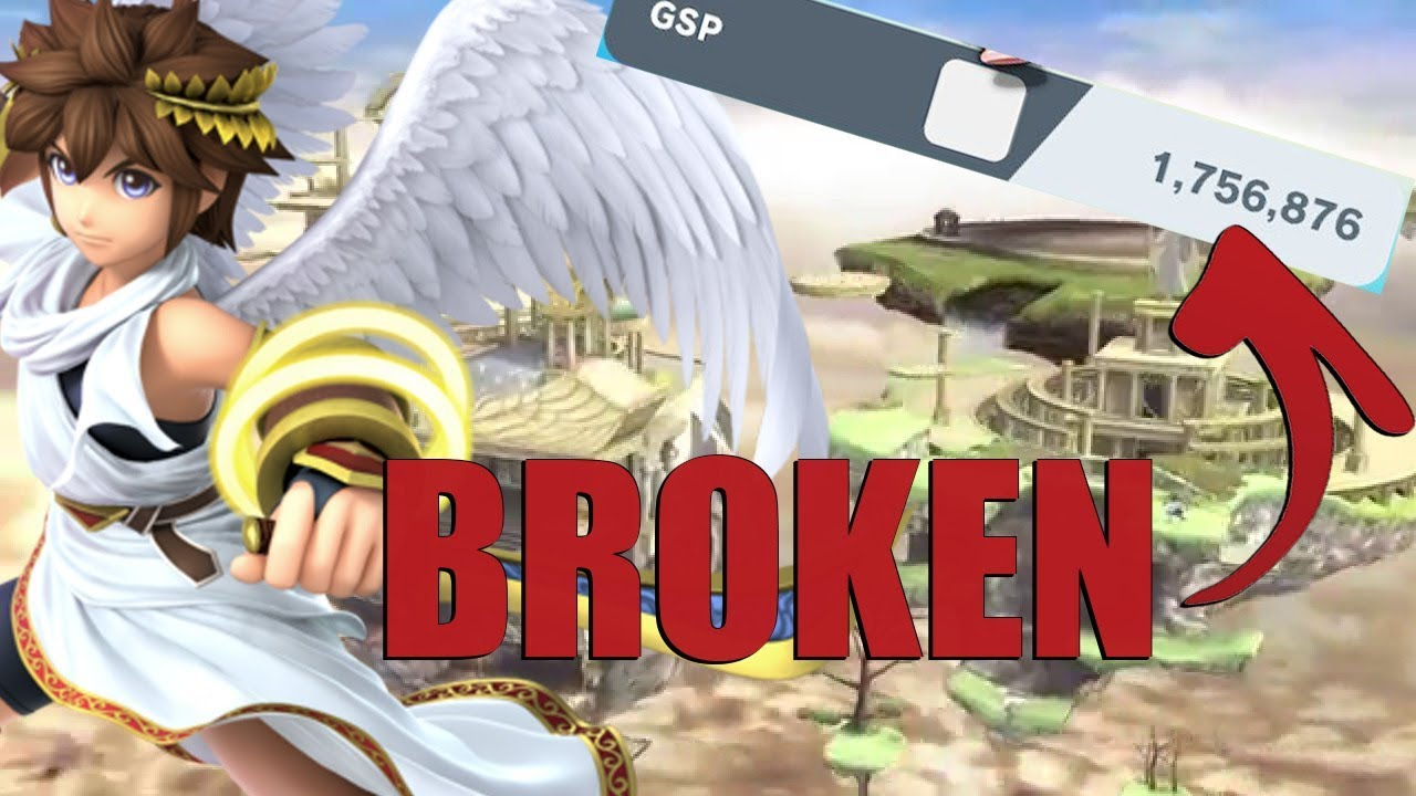 NINTENDO ONLINE AND THE GSP SYSTEM ARE BROKEN (Super Smash Bros Ultimate)