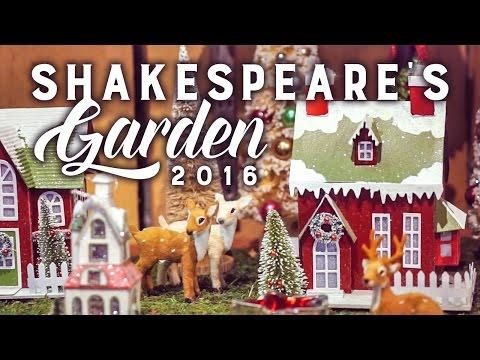 Christmas at Shakespeare's Garden [2016]