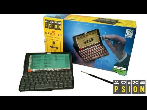 Psion 5 Series PDA ( Boxed ) : Full Review