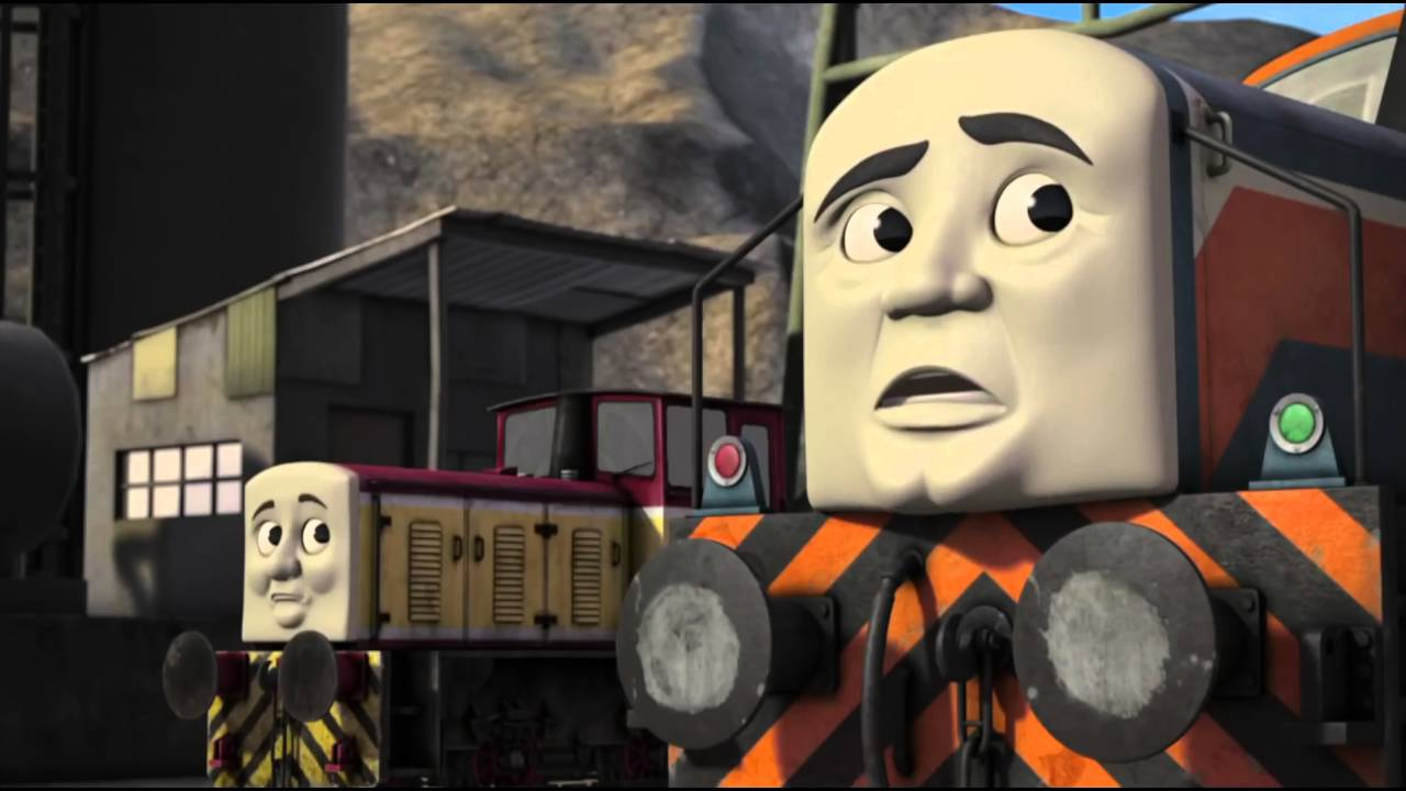 The missing christmas decorations uk hd - Disappearing Diesels Uk Hd Series 18