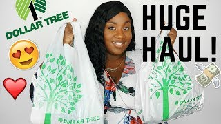 SAVE THEM COINS BOO! HUGE DOLLAR TREE HAUL!! NEW & FAVORITES!