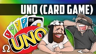ARE THEY GOING TO RAGE QUIT?! | Uno Card Game #40 Ft. Vanoss / Nogla / Jiggly