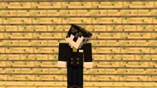 The Troll Song In Minecraft! (A Minecraft Machinima by EnderMovies)
