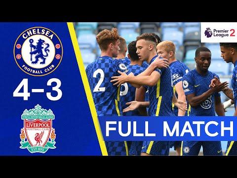 Chelsea v Liverpool   Premier League 2   Live Match