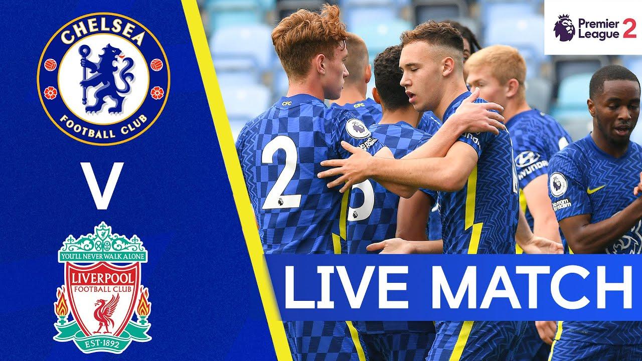 Download Chelsea v Liverpool   Premier League 2   Live Match