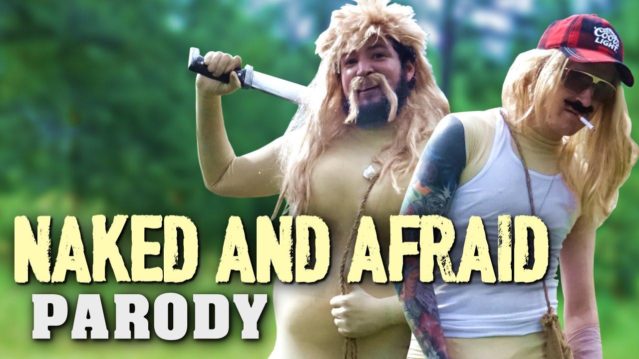 Naked And Afraid Parody - Youtube-3003