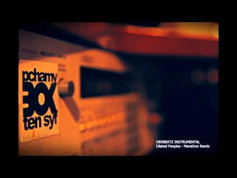 Dilated Peoples - Marathon (OER INSTRUMENTAL Remix)