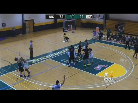 Video: Fitchburg State Basketball Player Suspended For Dirty Shot To Opponent's Head