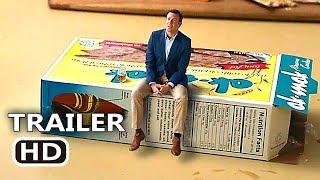 DOWNSIZING Official Trailer (2017) Matt Damon, Jason Sudeikis Sci Fi Movie HD