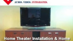 Home Theater Installation and Home Automation in the Dallas TX a