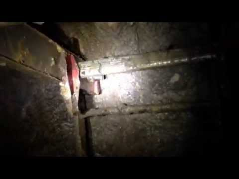 Mine Exploring UK ( Full Version) -Climbing a disused Mine Shaft in a Fluorspar Mine in Derbyshire-