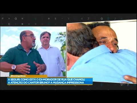 Médicos falam sobre a recuperação de Fabiano