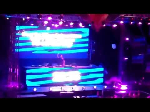 Jimmy Carris Live @Life Dance Sinulog 2014 Cebu, Philippines 1-17-14